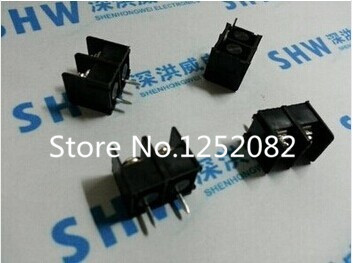 Free Shipping 50PCS KF7.62-2P Barrier Terminal Block Pitch 7.62MM two power seat (black)<br><br>Aliexpress