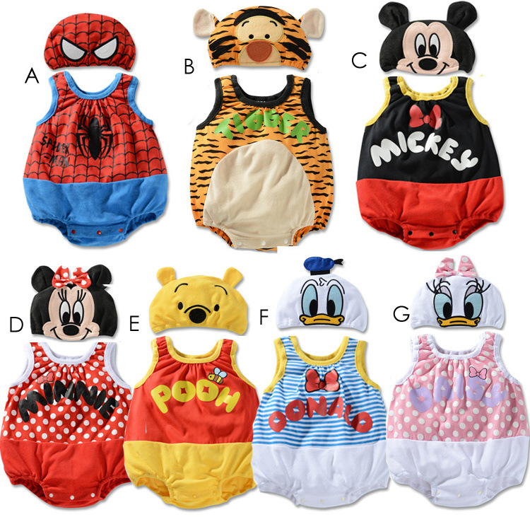 Retail fashion Free shipping retail 2015 new baby romper / baby rompers baby monkey short-sleeved clothing pieces carters bodysu(China (Mainland))