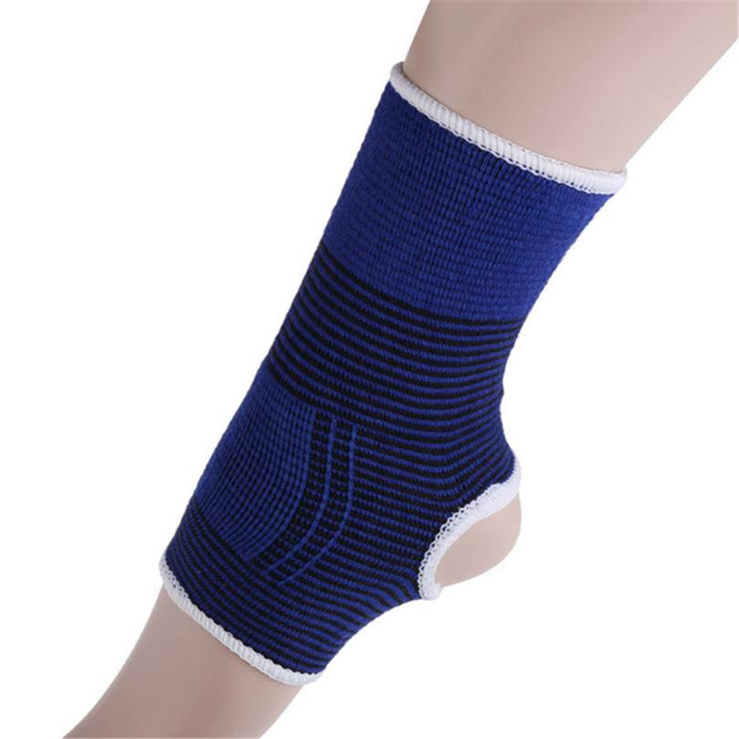 2 X Elastic Socks Ankle Brace Support Sports Sock Gym Therapy Badminton New Arrival Casual Basketball Running Promotion Q033(China (Mainland))