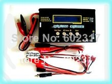 7.4 11.1 14.8 22.2 V Digital Balancer B6 Li-Po RC Battery Charger with fan B6V8 for RC car airplane helicopter boat B6 toy gift