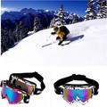 New 1 PCS Protection Ski Goggles Outdoor Sports Snowboarding Skate Goggles Men Women Snow Skiing Glasses