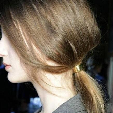 2014 Korean Hot sale Fashion Gold/Silver temperament  Elegant Charming Punk Round Circle Hair band accessories wholesale PT37