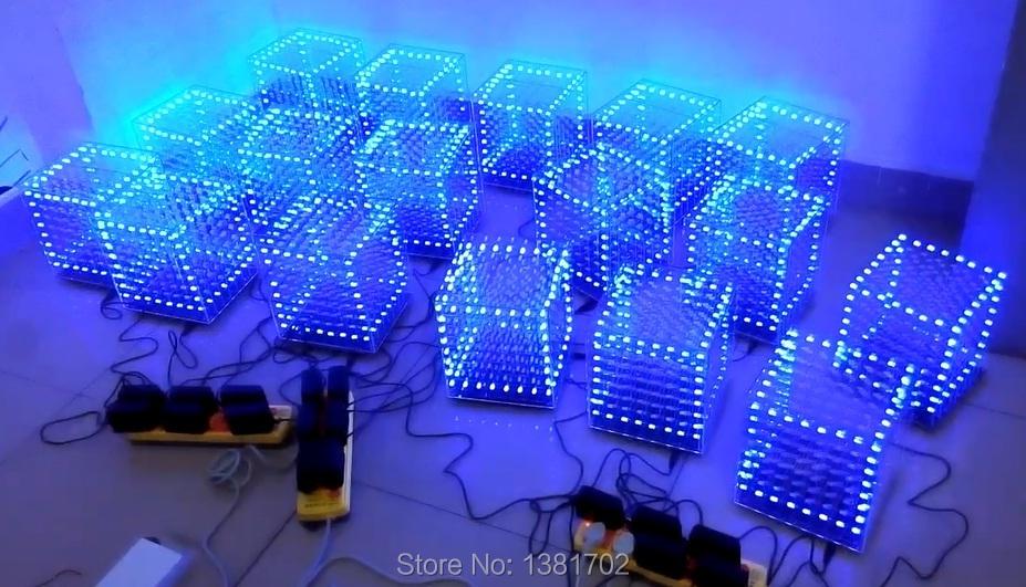Letoo 3D8S из светодиодов куб