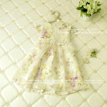 Flower Printing toddler princess dress wholesale fshion fall 2015 font b girls b font font b