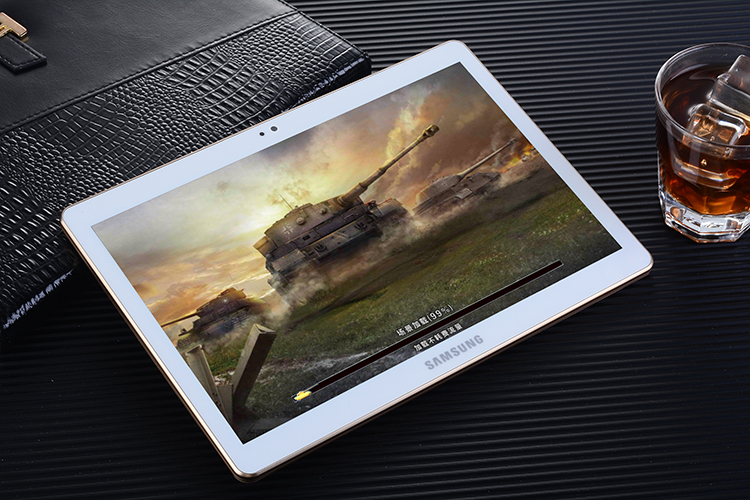 Sam sung Tablet 10 Inch MTK6592 Octa Core 1280 800 IPS 3G Phone Call Android 4