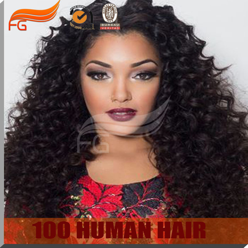 2015 new bouncy curly human hair wigs, 100 Brazilian virgin hair full lace wig &amp; lace front wig free shipping<br><br>Aliexpress