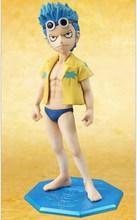 One Piece Figure Japanese Anime Figure Luffy Nami Zoro Franky Cute Ver. Action Figure PVC Cartoon Figurine Anime Toys Juguetes(China (Mainland))