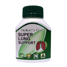 Nature's Care Super Lung Support 100 Caps PM 2.5 Defence,health supplement for Immune enhancing, 100% Australia made(China (Mainland))