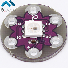 Buy LilyPad Pixel Board WS2812 5050 RGB LED Module Arduino for $1.09 in AliExpress store