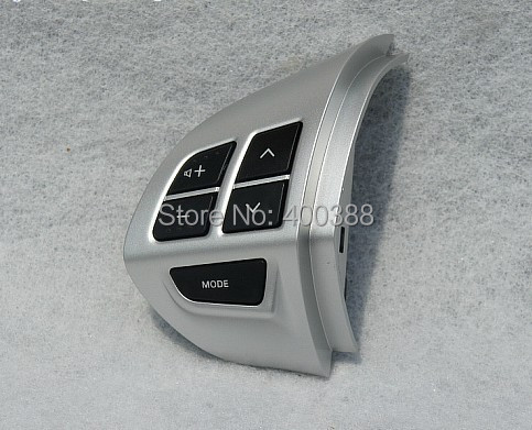 High quality original Steering wheel Audio and channel control button For Mitsubishi ASX(China (Mainland))