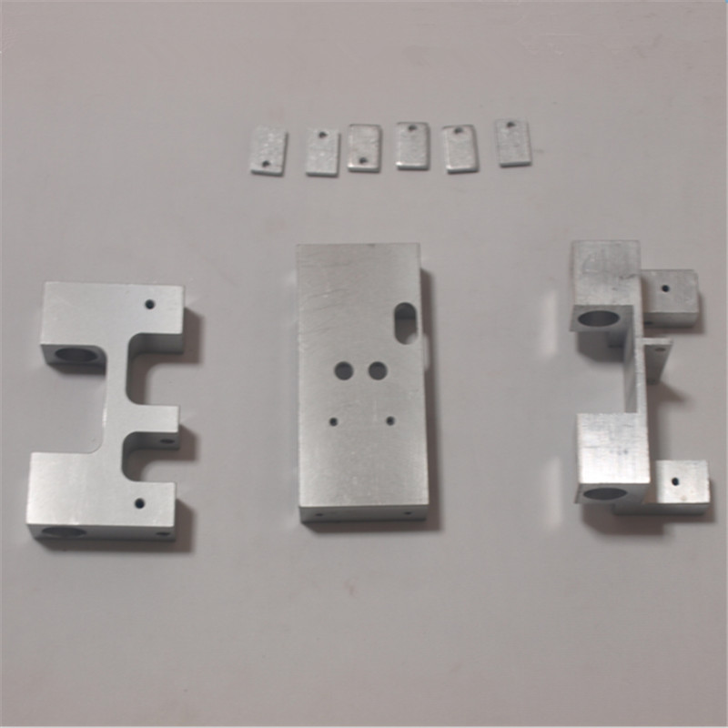 3D printer DIY MakerBot aluminum X Y carriage kit set 3D block printer accessories
