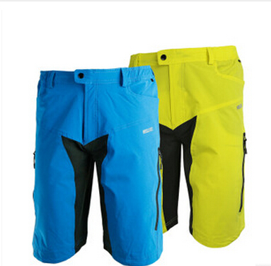ARSUXEO Men Outdoor Sports Casual Bicycle Cycling Clothing Breathable Downhill DH MX MTB Mountain Bike Shorts with 3D Padded<br><br>Aliexpress