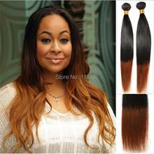 virgin straight hair weave