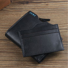 Men s New Faux Leather Wallet Credit Card holder Clutch Bifold Coin Purse Pocket Fashion