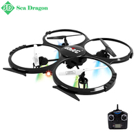 Free Shipping newest U818A or U818A-1 RC helicopter UFO 3D Flip 2.4G 4ch 6Axis Drone RC quadcopter with camera or without camera