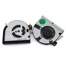 New For Toshiba Satellite E45T E45t-A4200 E45T-A4300 DC28000DTA0 CPU Cooling Fan Series Laptop (F629)