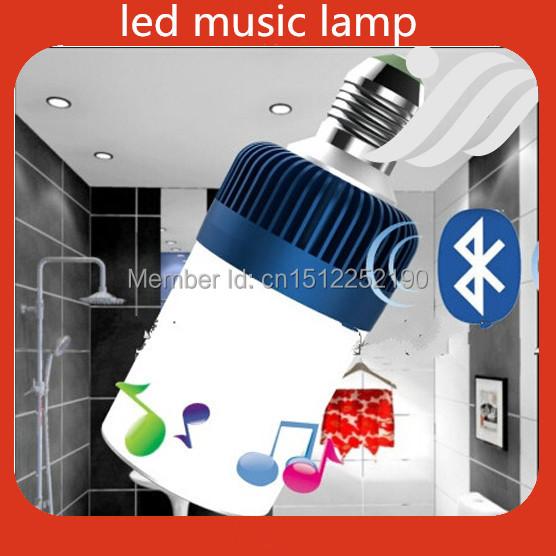 led speaker bulb lamp/music led bulb light/bluetooth singing light bulb(China (Mainland))