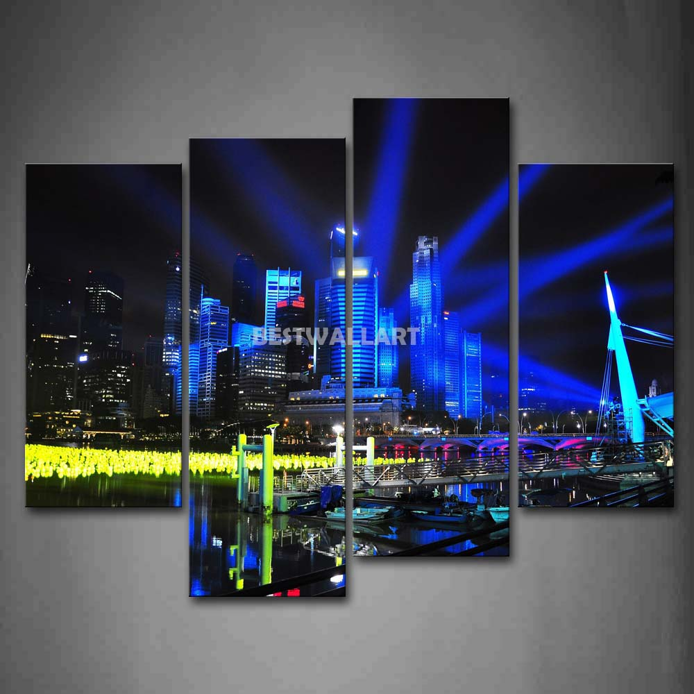Wall Art Photo On Canvas Singapore