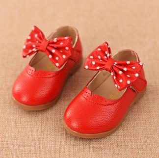 Childrens leather shoes spring 2016 brand girls loafers fashion kids party bow baby cute princess elsa flat shoes 539b<br><br>Aliexpress