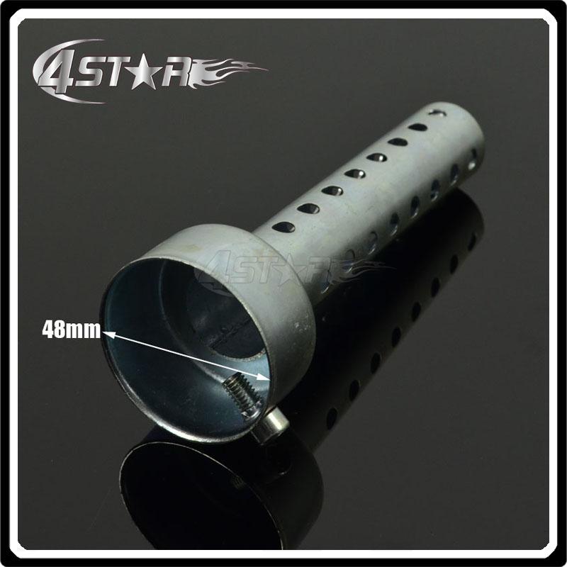 Как сделать флейту для глушителя 989