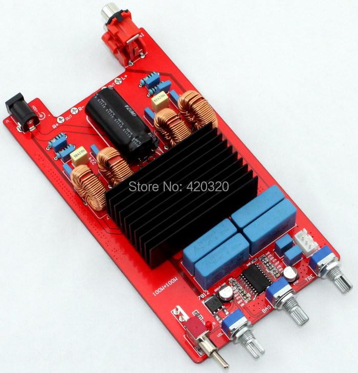 Здесь можно купить  20-36VDC TDA7498 + LM1036 amplifier board 2*100W  Бытовая электроника