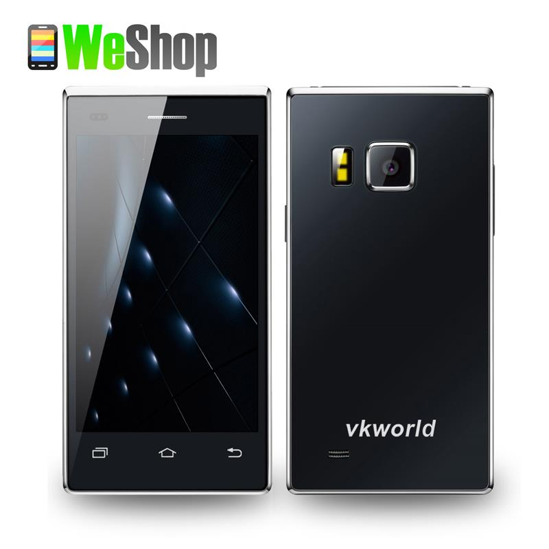 Vkworld T2 Flip Mobile Phone 3G WCDMA Android 5.1 MTK6580 Quad Core 1GB RAM 8GB ROM 13.0MP 4.0 inch 2050mAh presale(China (Mainland))