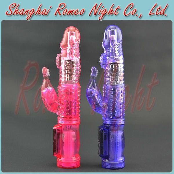 Passion Rabbit, Jack Rabbit Vibrators, 12 Speeds G Spot Vibrator, Vibration Massager, Adult Sex Toy(China (Mainland))