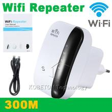 Free Wireless N Wifi Repeater 802.11N/B/G Network Router Range 300Mbps Signal Antennas Booster Extend Wifi for Enterprise EU/US(China (Mainland))