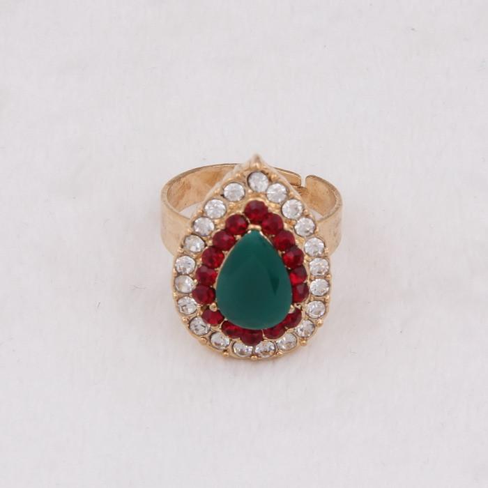 Африканская позолоченные кристалл горного хрусталя dorp-доставке форма ожерелья браслет серьги кольца свадебные свадебные дубай наборов ювелирных изделий