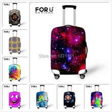 New Arrival Brand Luggage Covers Waterproof Travel Suitcase Cover For 18-30Inch Suitcase High Quality Baggage cover(China (Mainland))