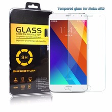Original Sundatom Screen Protector MEIZU MX5 Premium Tempered Glass 0.2mm Anti-Explosion anti-Shatter