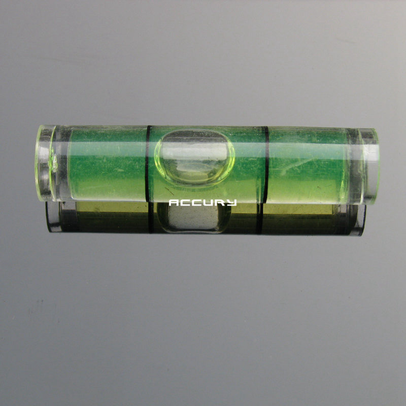 20pcs 8*35mm Acrylic Spirit level bubble Cylindrical levels for Wall Hanging Pictures Frame accessories(China (Mainland))