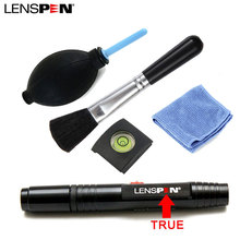 5 in 1 Original LENSPEN Brand LP-1 Camera Cleaning Lens Pen Brush Spirit Hot Shoe Dust Air Blower with Cloth Kit For Camera Lens(China (Mainland))