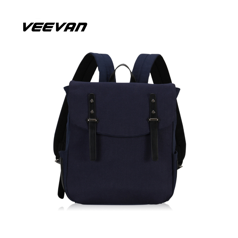 VN 2016 NEW korean style men's canvas backpack causal laptop backpacks school bag for girls teenagers designer brand travel bags(China (Mainland))