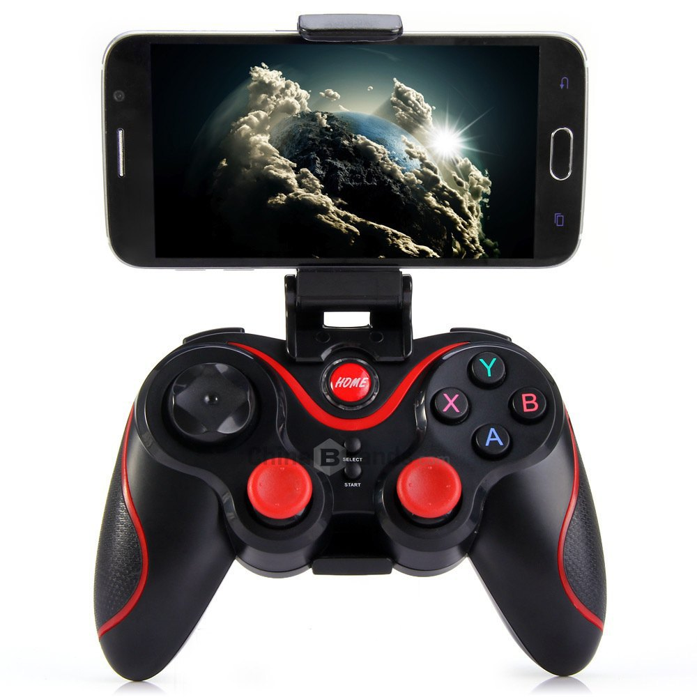2015 T3+ Wireless Joystick Bluetooth 3.0 Gamepad Gaming Controller Wireless Bluetooth Remote for Android Tablet PC Smartphone(China (Mainland))