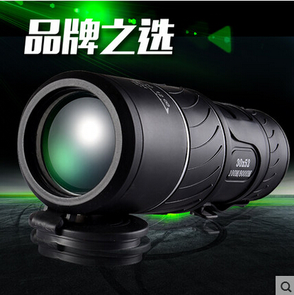 30*52 High-definition Portable Telescope Night Vision Outdoor Hiking Hunting Camping Sports Monocular - LOVE U MORE store