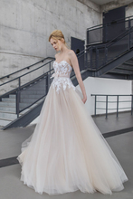 New Arrival 2016 Sexy Strapless A Line Wedding Dress Backless Applique Bow Floor Length font b