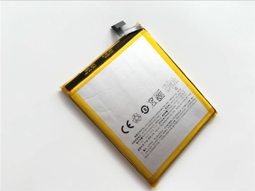 Meizu M3 mini BT68 2800mAh Battery High Quality Backup Battery Replacement For Meizu M3 mini Smart Phone Free Shipping + Tools