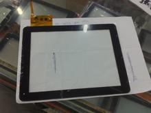 Free shipping new russia 9.7 inch brand new capacitive touch screen screen DPT300-L3456B-A00_VER1.0 12PIN