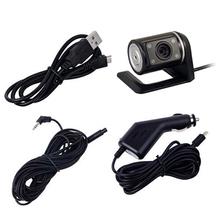 2015 2 » TFT 1080 P автомобиль тире 170 HD видеорегистратор с двойной cam-рекордер ночного видения доставка-датчик