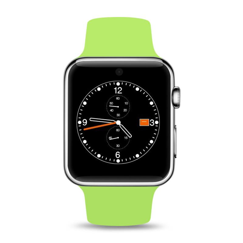 2016 New Smart Watch SW25 1.54 inch Smartwatch Phone MTK2502 Camera Sedentary Reminder Bluetooth Pedometer Sleep Monitor(China (Mainland))