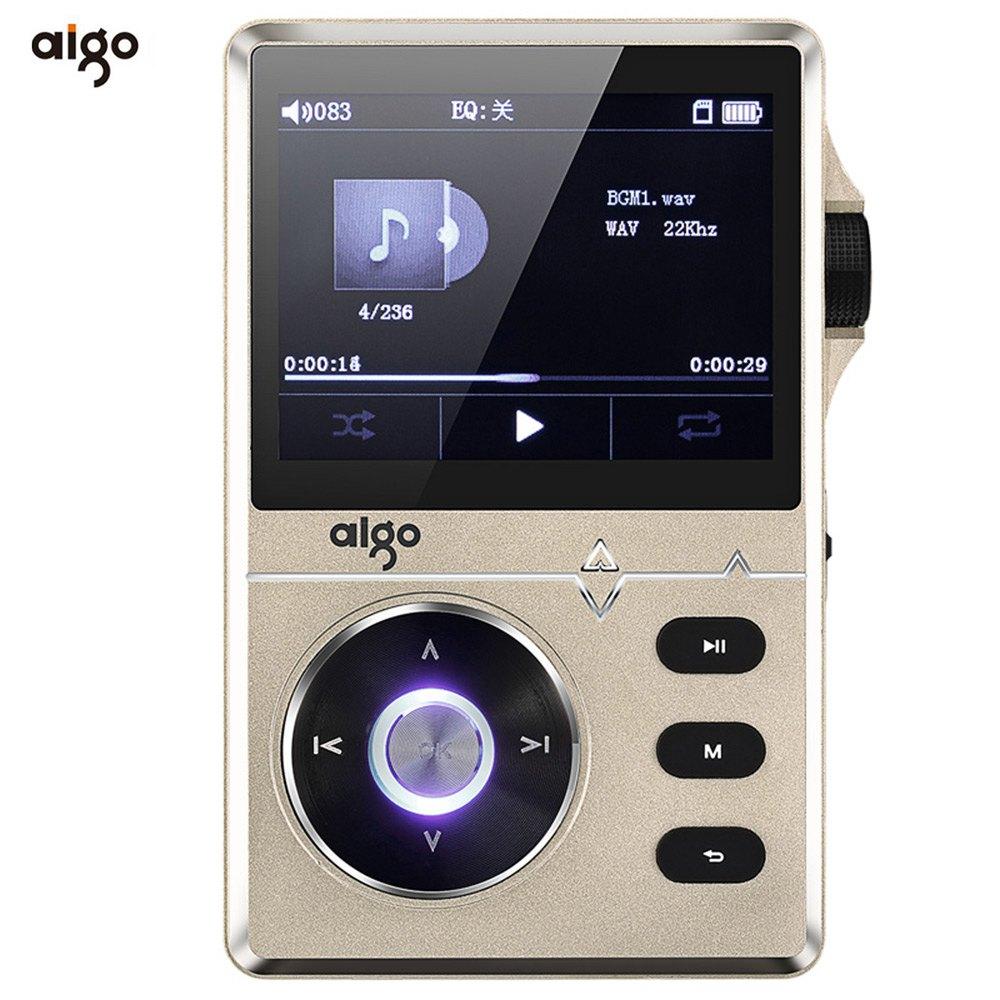 "Aigo 108 Zinc Alloy High Quality Sound Lossless HiFi Music Player 2.2"" 8GB MP3 Player support APE/FLAC/ WMA/ WAV/OGG/ACC/MP3(China (Mainland))"