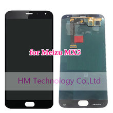 Black LCD+TP for Meizu MX5 /5.5″ LCD Display+Touch Screen Digitizer Panel Assembly For Meizu MX 5 Replacement Free Shipping+Tool