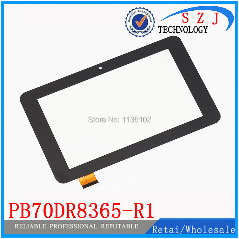 """New 7"""" Inch Capacitive Touch Screen Digitizer Glass Replacement for Window Tablet PC YUANDAO VIDO N70S Dual Core PB70DR8365-R1(China (Mainland))"""