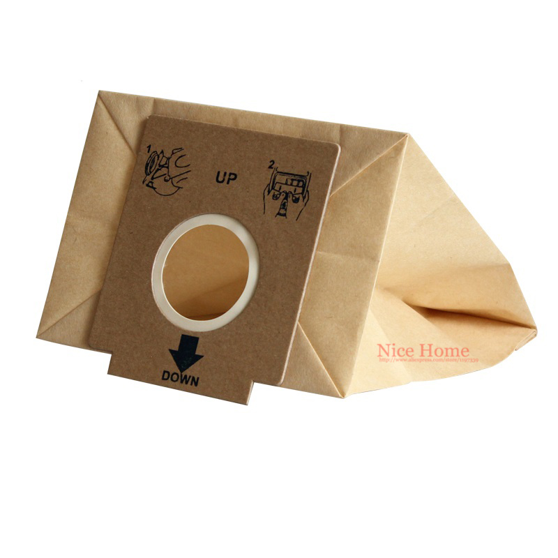 1Pcs High Efficiency Dust Filter Bag Replacement for Electrolux Vacuum cleaner VC-3317E VC-H3310E VC-H3311E(China (Mainland))