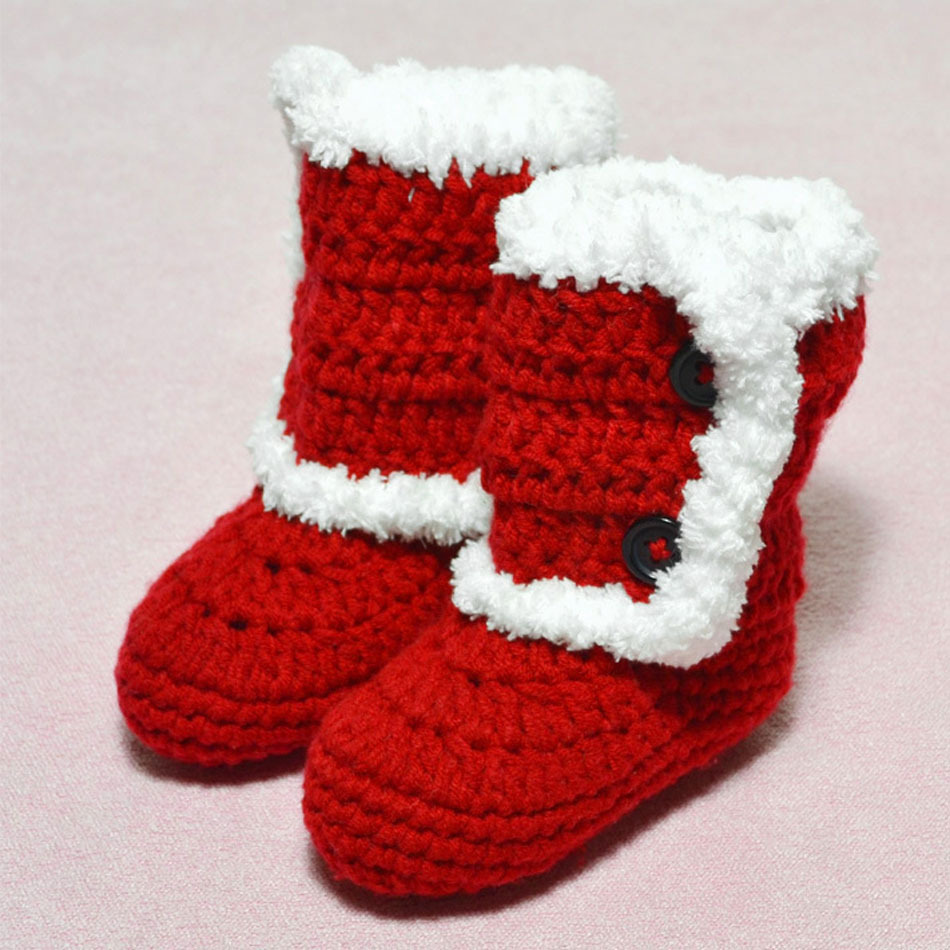 Free Christmas Knitting Patterns For Babies : Ugg Boots Knitting Pattern Free