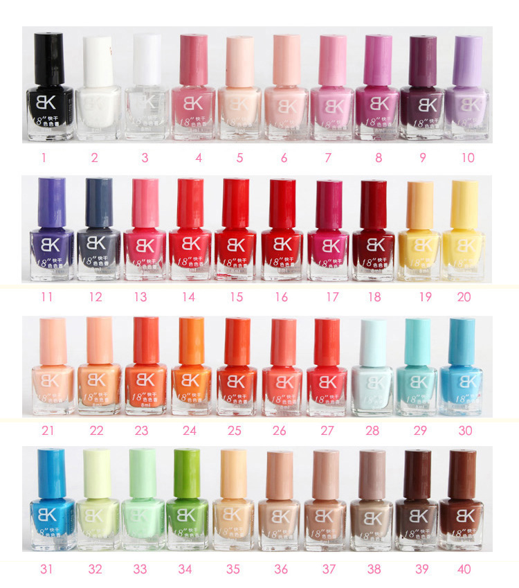 42 colours Candy Lover Soak-off Gel Polish Candy UV Gel Nail 8ml Art Accessories Dotted Pen Hot Sale F020(China (Mainland))