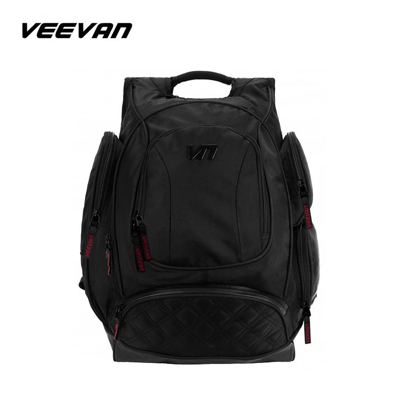 VN high quality business backpack men's travel bags famous brand men's backpacks nylon black hiking backpack computer bag(China (Mainland))