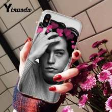Yinuoda American TV Riverdale Jughead Pattern TPU Soft Phone Case for iPhone 8 7 6 6S Plus 5 5S SE XR X XS MAX 10 Coque Shell(China)