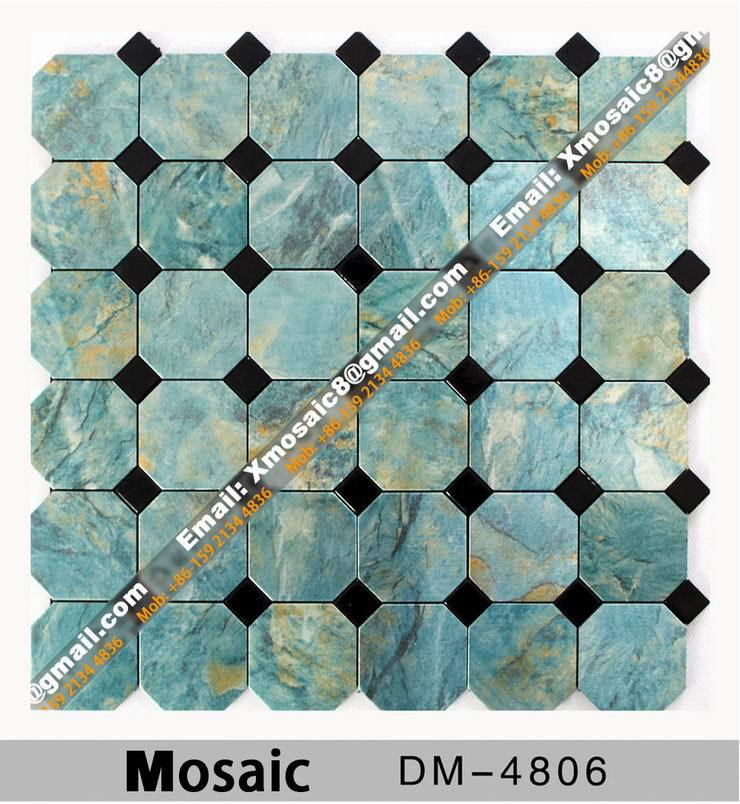 Aluminum Wall Mosaic #DM-4806;Interior Ceiling and wall decoration materials; Size is 298MMX298MM Per Piece<br><br>Aliexpress